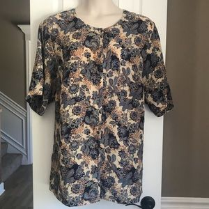 Maggie Barnes blouse